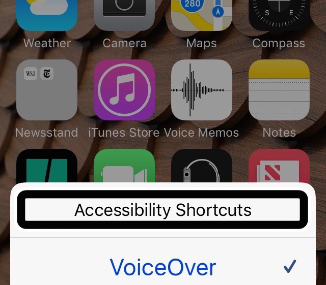 accessibility-shortcut