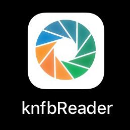 KNFB Reader app.