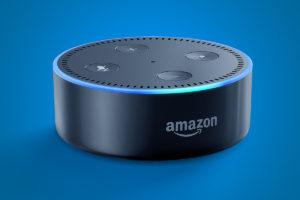 Amazon Echo Dot. Credit: Time