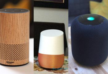 4/19 Smart Speakers