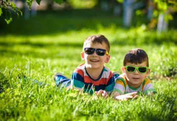 Put Sunglasses On Your Kids, The Benefits Are Long Term