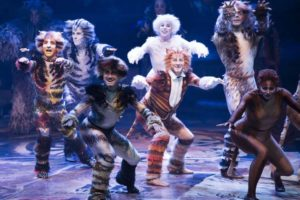 Image of Cats Production on Broadway