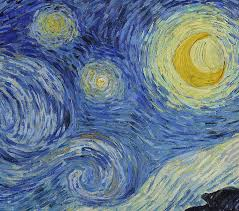 Image of Vincent Van Gogh's painting Starry Night