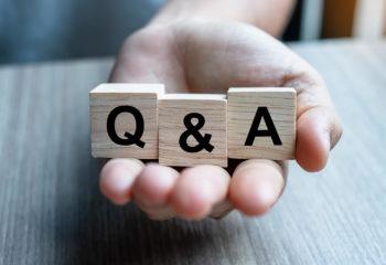 Q&A Update