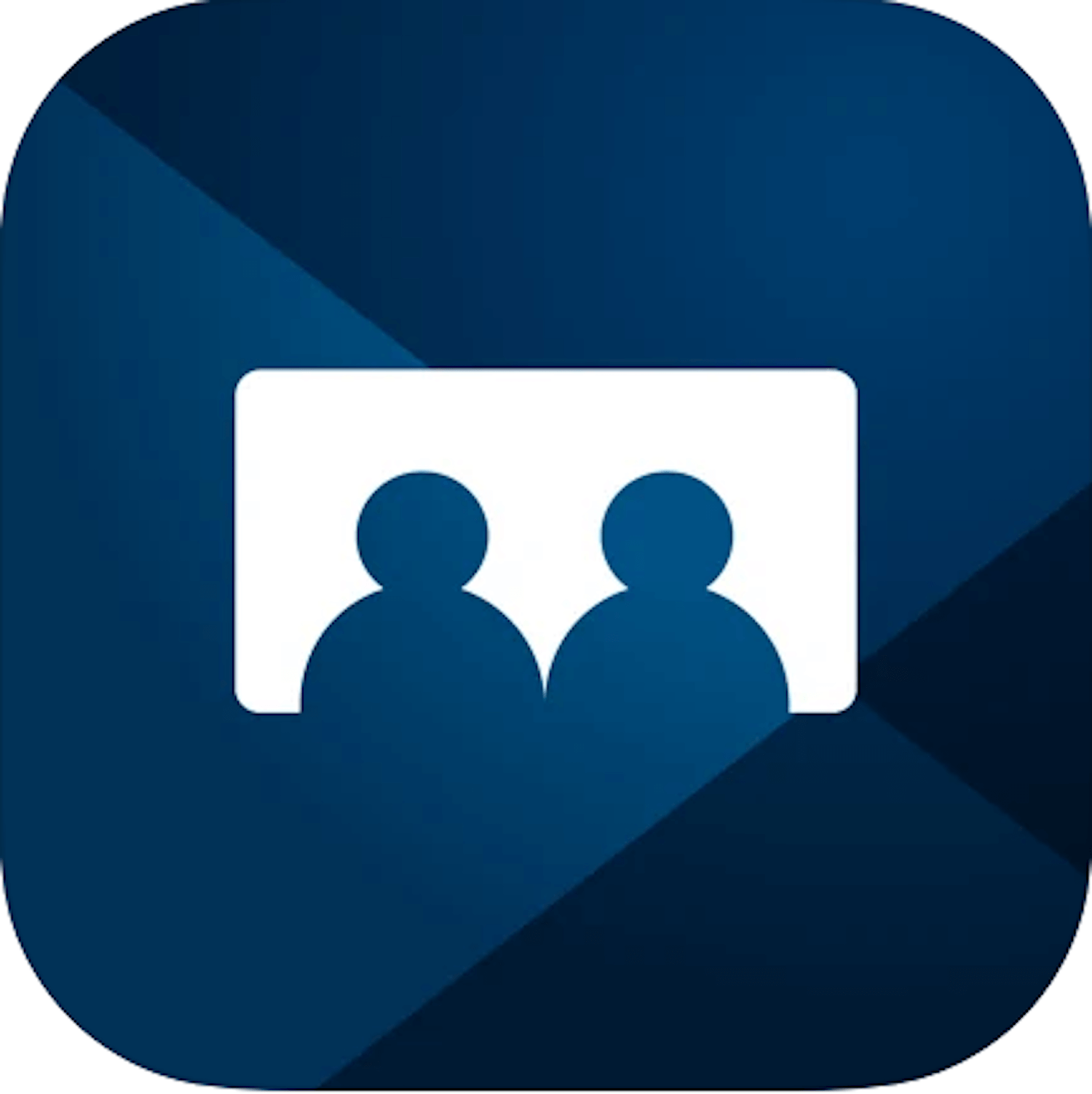 App icon for Spectrum Access Enabled Media app.